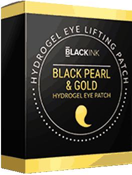 Патчи для глаз Black Ink