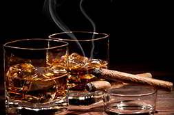 Табамекс блокирует желание покурить даже после принятия спиртного