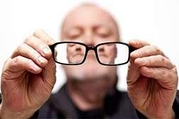 Препарат Aquablue помогает при любой степени снижения зрения