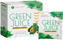Коктейль Green Juice мини версия