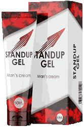 Крем Stand Up Gel мини версия