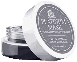 Маска Platinum Mask мини версия.