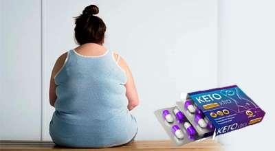 Таблетки Кето Экстра для похудения.