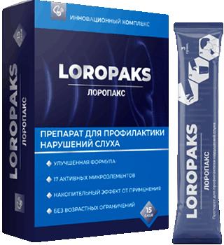Препарат Лоропакс.